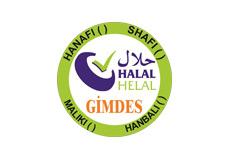 GİMDES Halal Certificate
